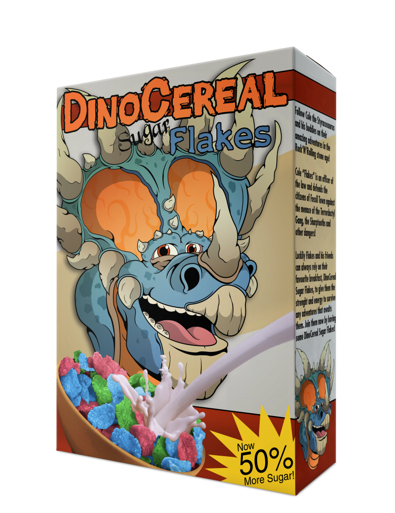 DinoCereal