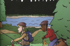 Easy to Read - Fishingtrip Cover